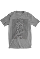 Star 500 Concert Series On Hollywood Tee Joy Division Unknown Pleasures II S/S (Grey Triblend)