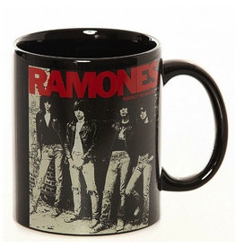 Star 500 Concert Series On Hollywood Mug The Ramones Rocket To Russia (Black)