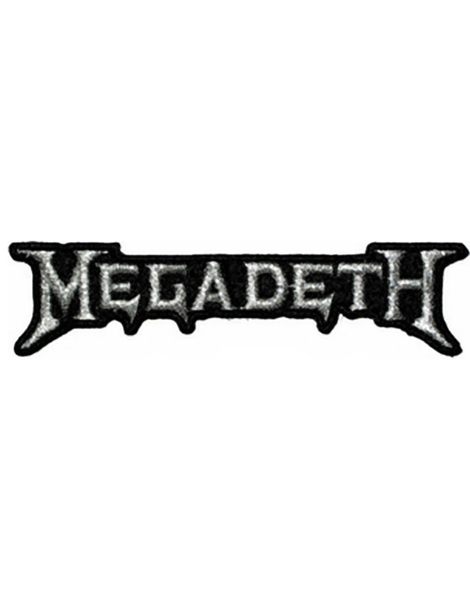 Star 500 Concert Series On Hollywood Patch Megadeth Silver Logo