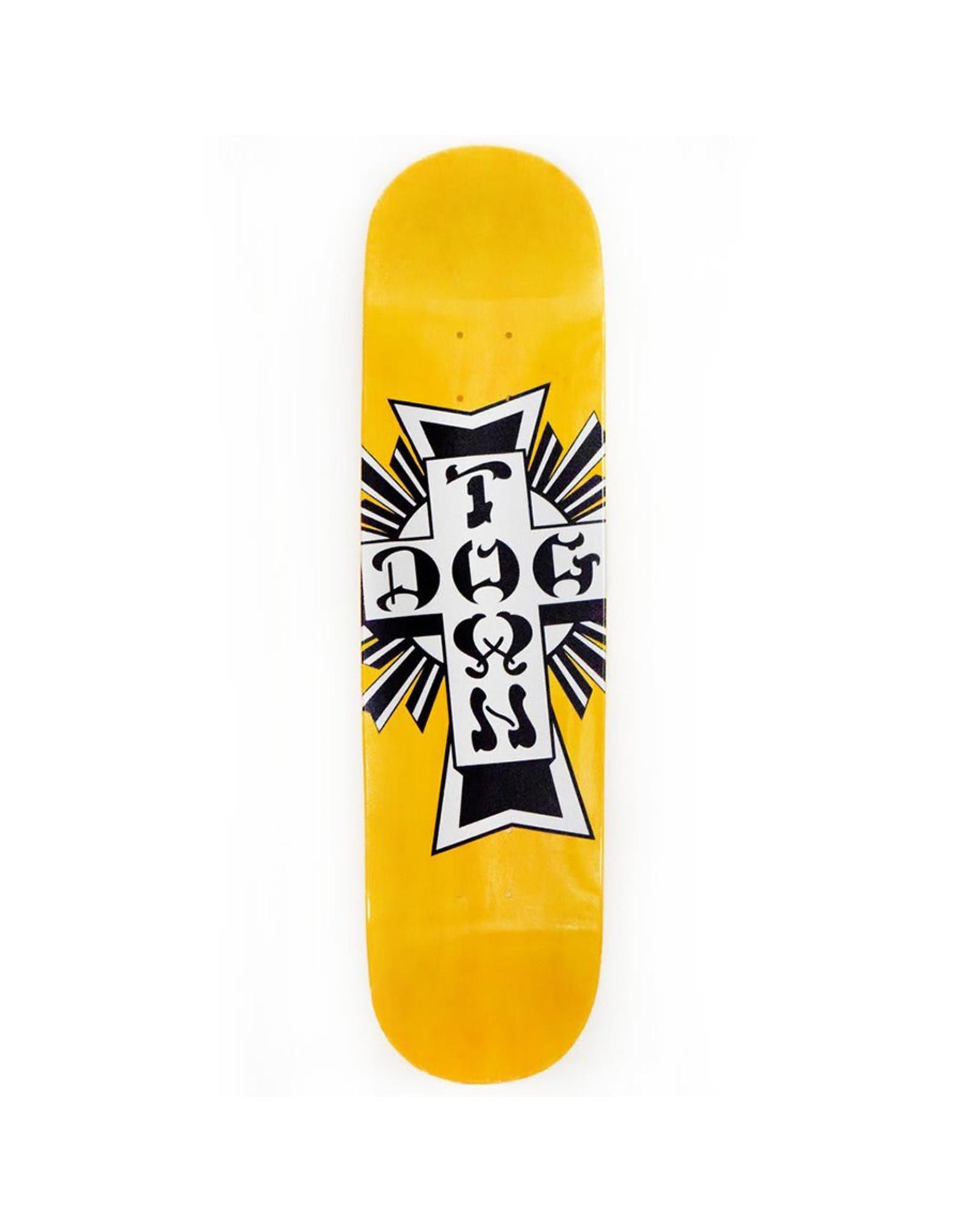 Dogtown Skate Dogtown Deck Street Cross Logo (8.75)