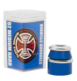 Independent Independent Bushings Standard Cylinder (Medium Hard/Blue/92a)