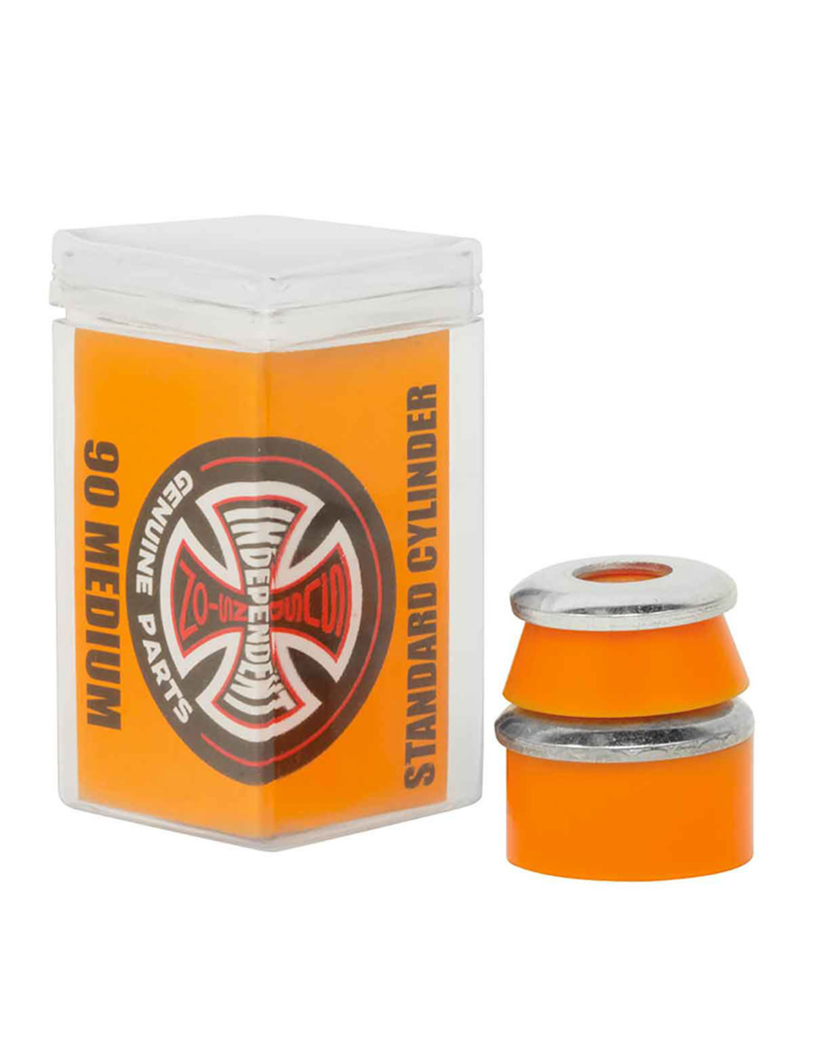 Independent Independent Bushings Standard Cylinder Medium Orange (90a)