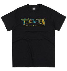 Thrasher Thrasher Tee Mens Hieroglyphis S/S (Black)