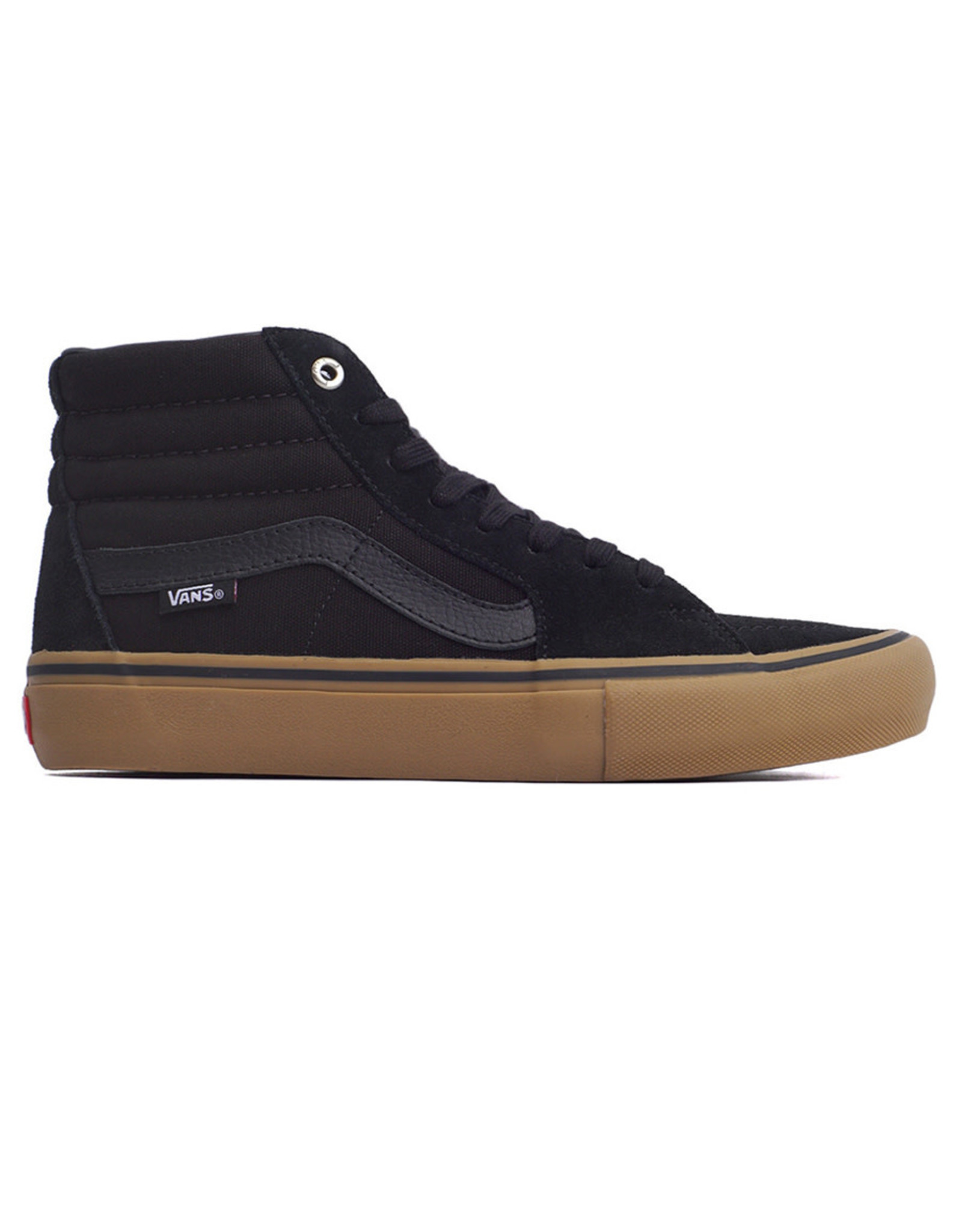 Vans Shoes Vans Shoe Pro Sk8-Hi (Black/Gum)