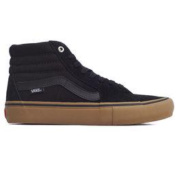 Vans Shoes Vans Shoe Pro Sk8-Hi (Black/Gum)