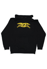 Anti Hero Anti Hero Hood Basic Eagle (Black/Yellow)