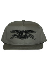Anti Hero Anti Hero Hat Basic Eagle Snapback (Khaki/Black)