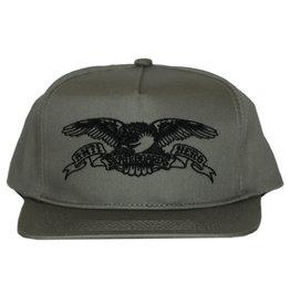 Anti Hero Anti Hero Hat Basic Eagle Snapback (Khaki/Black)