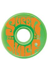 OJ Wheels OJ Wheels Team Mini Super Juice Green (55mm/78a)