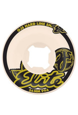 OJ Wheels OJ Wheels Team Elite Hardline White (56mm/99a)