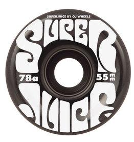 OJ Wheels OJ Wheels Team Mini Super Juice Trans Black (55mm/78a)
