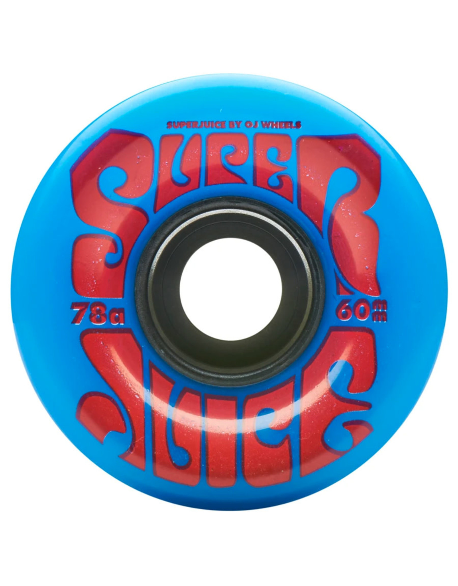 OJ Wheels OJ Wheels Team Super Juice Blues (60mm/78a)
