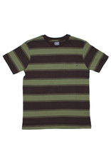 Loser Machine Loser Machine Tee Browning Knit S/S (Brown/Green)