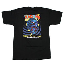 Loser Machine Loser Machine Tee Great Gorilla S/S (Black)