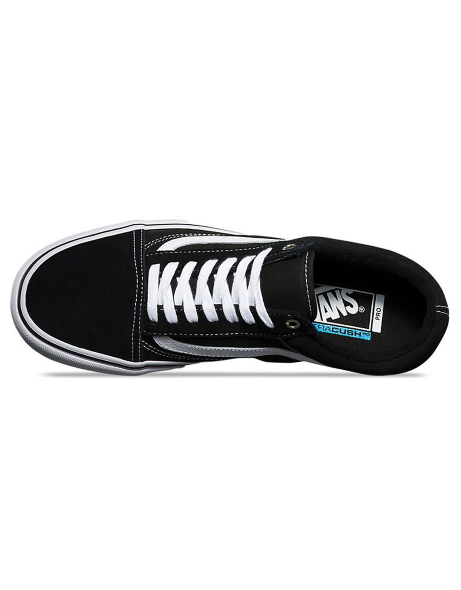 Vans Shoes Vans Shoe Pro Old Skool (Black/White)