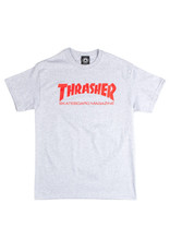 Thrasher Thrasher Tee Mens Sk8 Mag S/S (Grey/Red)