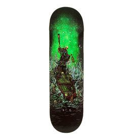 Techne Skateboards Techne Deck Boatman On The River Styx (8.38)