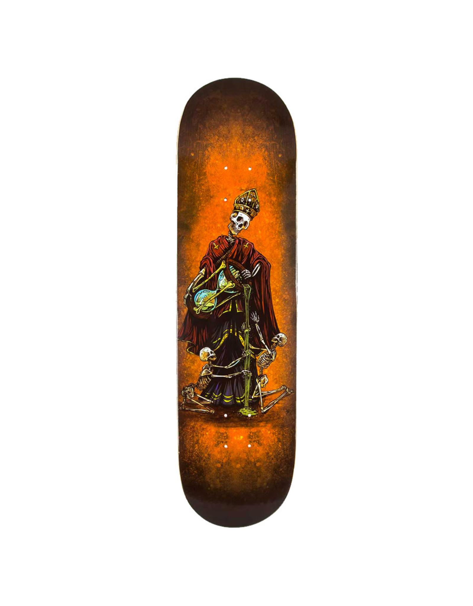 Techne Skateboards Techne Deck Father Time (8.25)