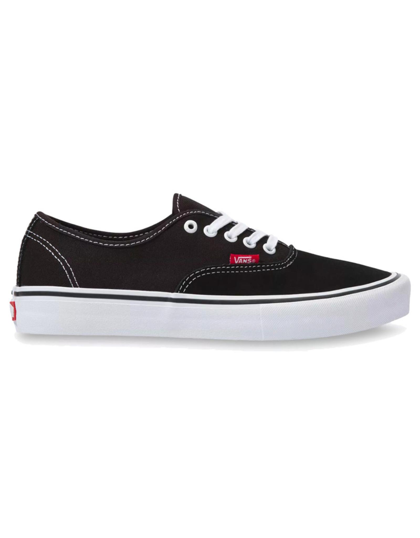 Vans Shoes Vans Shoe Pro Authentic (Black/True White)