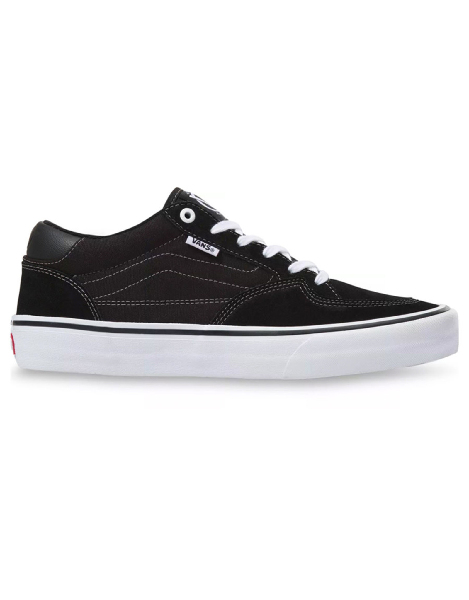 Vans Vans Shoe Pro Rowan (Black/White)
