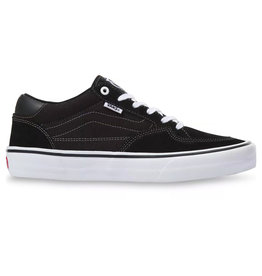 Vans Shoes Vans Shoe Pro Rowan (Black/White)