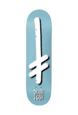Deathwish Deathwish Deck Team Gang Logo Ice Blue (8.25)