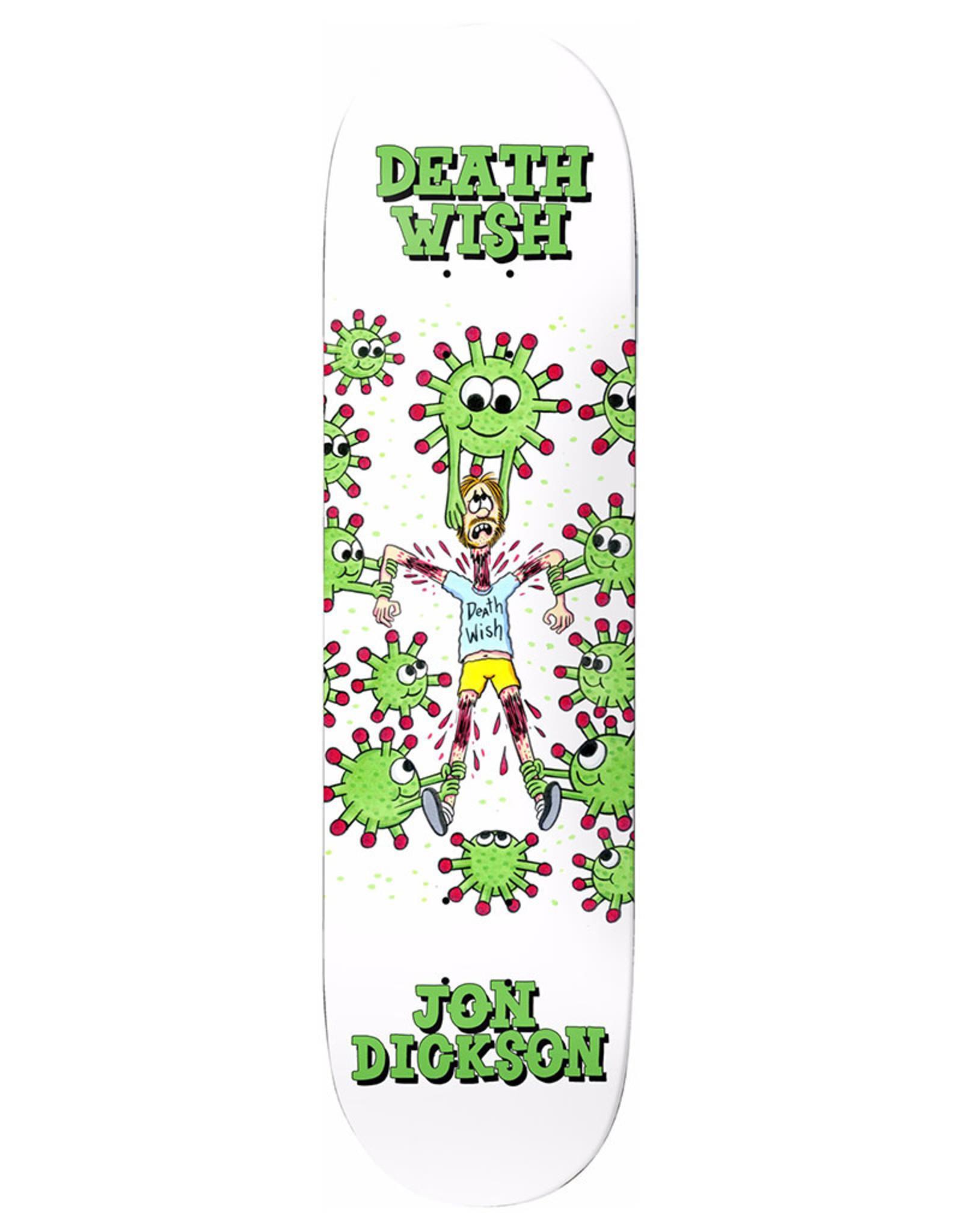 Deathwish Deathwish Deck Jon Dickson Quarantine (8.25)