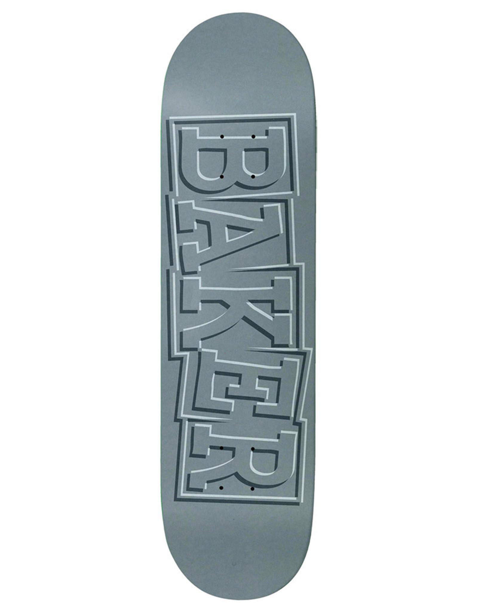 Baker Baker Deck Andrew Reynolds Ribbon Grey (7.875)