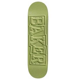 Baker Baker Deck T-Funk Ribbon Green (8.5)