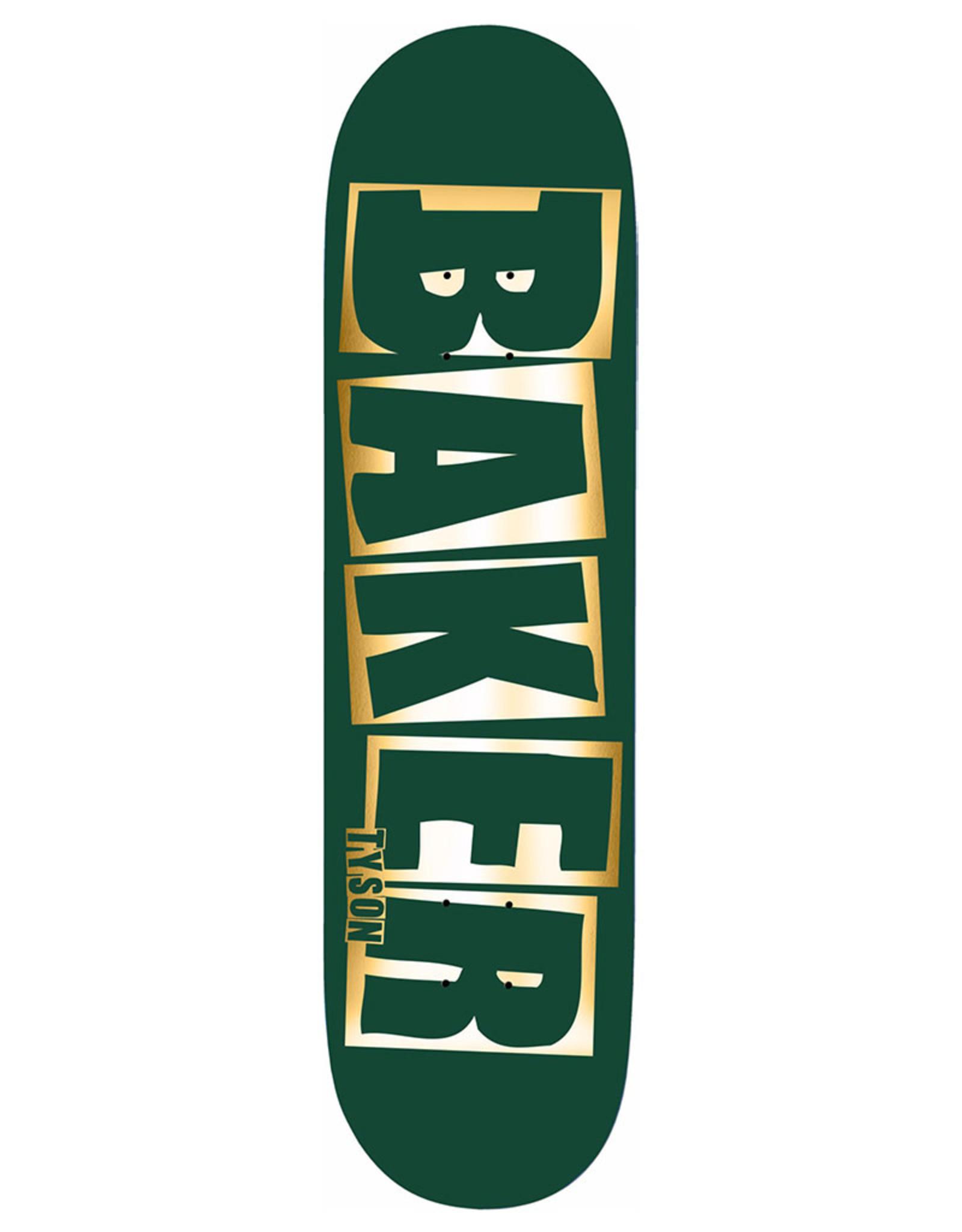 Baker Baker Deck Tyson Peterson Brand Name Green Foil B2 (8.0)