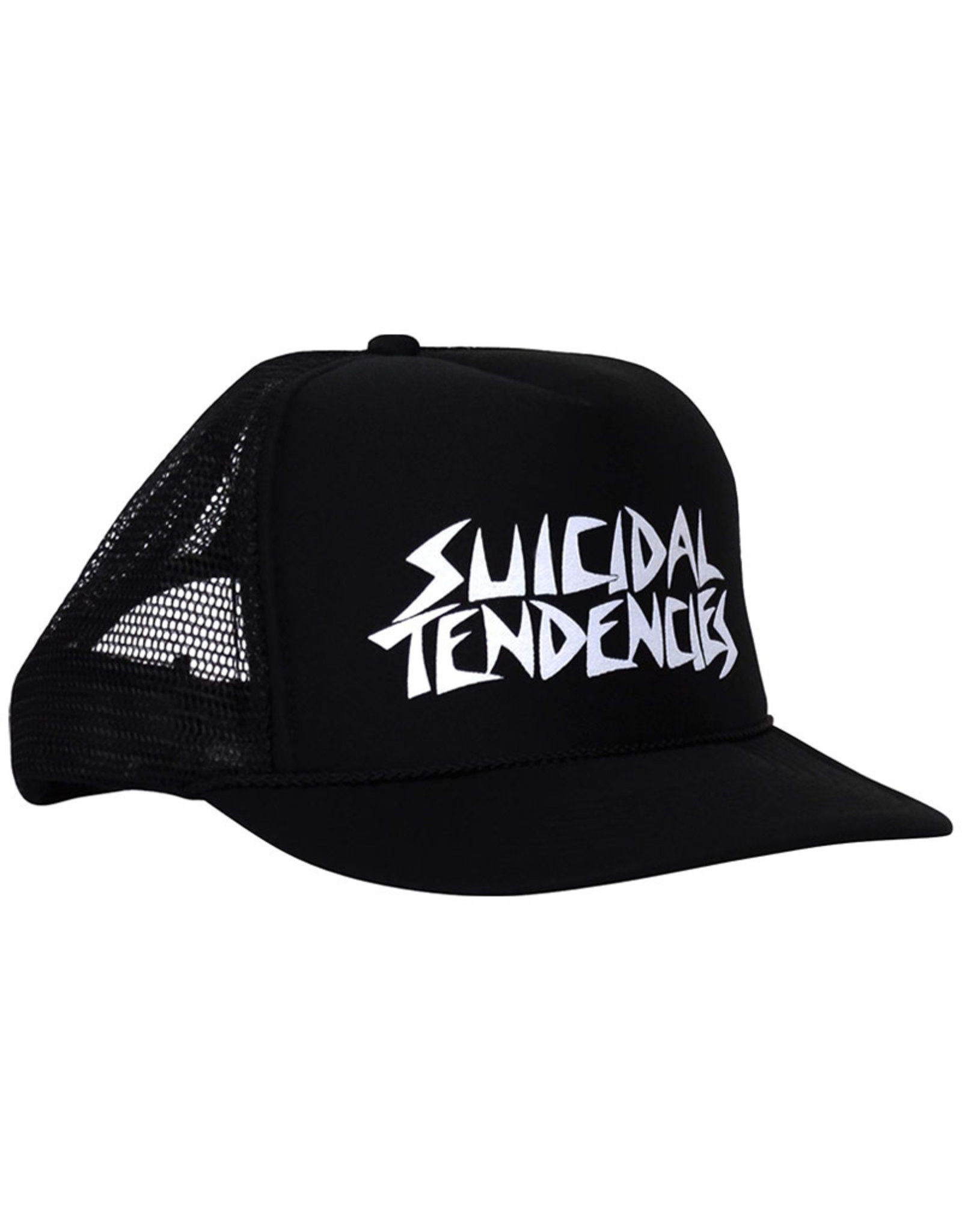 Star 500 Concert Series On Hollywood Hat Suicidal Tendencies Logo Snapback Trucker (Black)