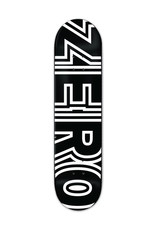 Zero Skateboards Zero Deck Team Bold (8.25)