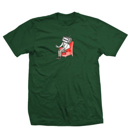 Baker Baker Tee TV First S/S (Green)