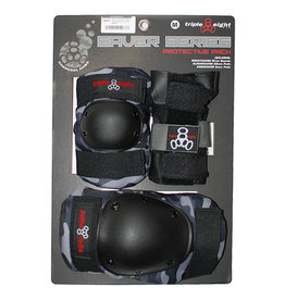 Triple 8 Pads Triple 8 Pads Junior (Charcoal)
