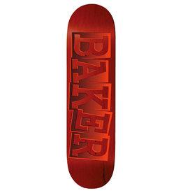 Baker Baker Deck Elissa Steamer Ribbon Name Red B2 (8.25)