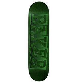 Baker Baker Deck Riley Hawk Ribbon Name Green B2 (8.38)