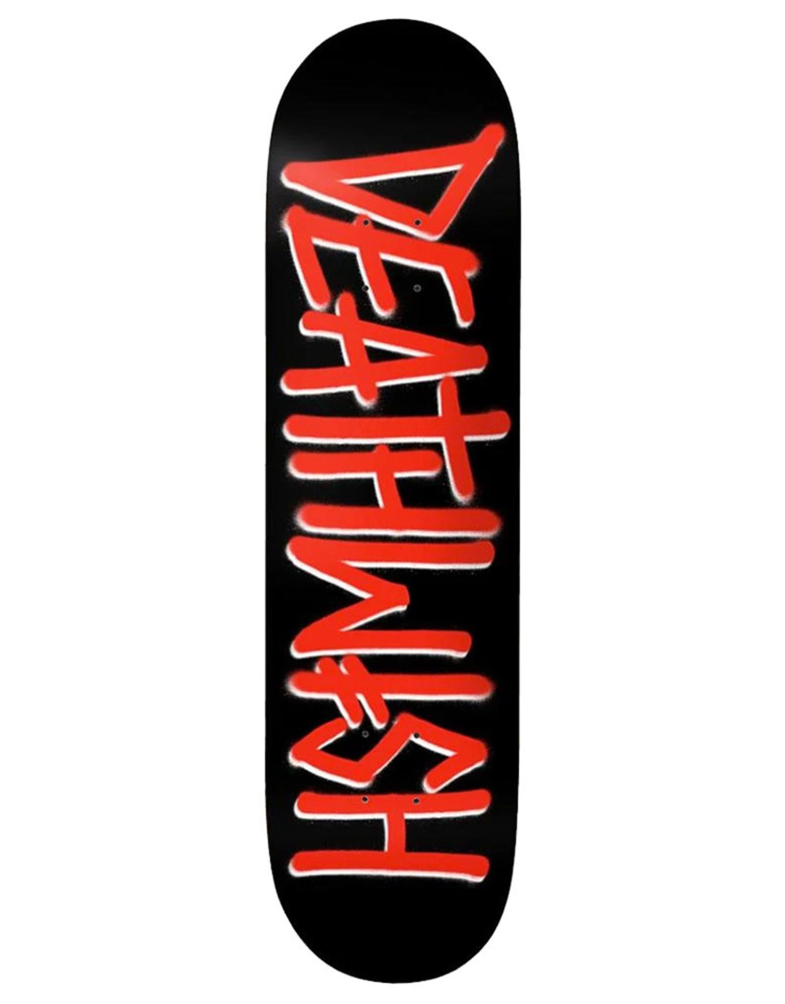 Deathwish Deathwish Deck Team Deathspray Red (8.5)