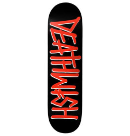 Deathwish Deathwish Deck Team Deathspray Red (8.5)