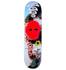 Quasi Skateboards Quasi Deck Bobby De Keyzer Iowa (8.125)