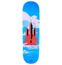 Quasi Skateboards Quasi Deck Jake Johnson Time (8.5)