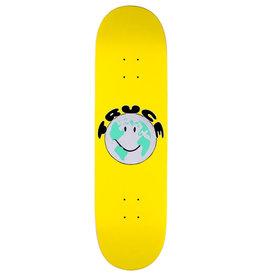 Quasi Skateboards Quasi Deck Team Truce Yellow (8.75)