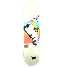 Welcome Welcome Deck Chris Miller Faces On Catblood 2.0 Bone (8.75)