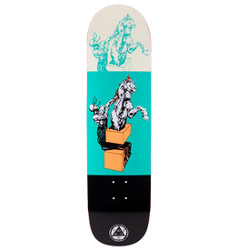 Welcome Welcome Deck Team Hierophant On Big Bunyip Teal/Black (8.5)