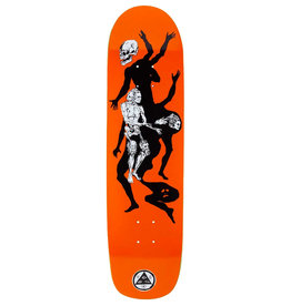 Welcome Welcome Deck Team The Magician On Of Planchette Orange (8.38)