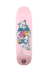 Welcome Welcome Deck Nora Vasconcellos Teddy On Wicked Queen Pink (8.6)