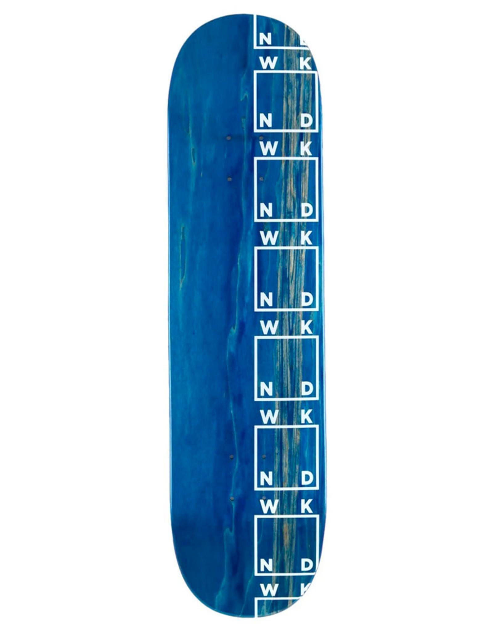 Wknd Skateboards Wknd Deck Team Side Logo Assorted (8.0)