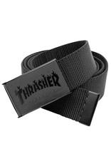 Thrasher Thrasher Belt Flame Web (Black)