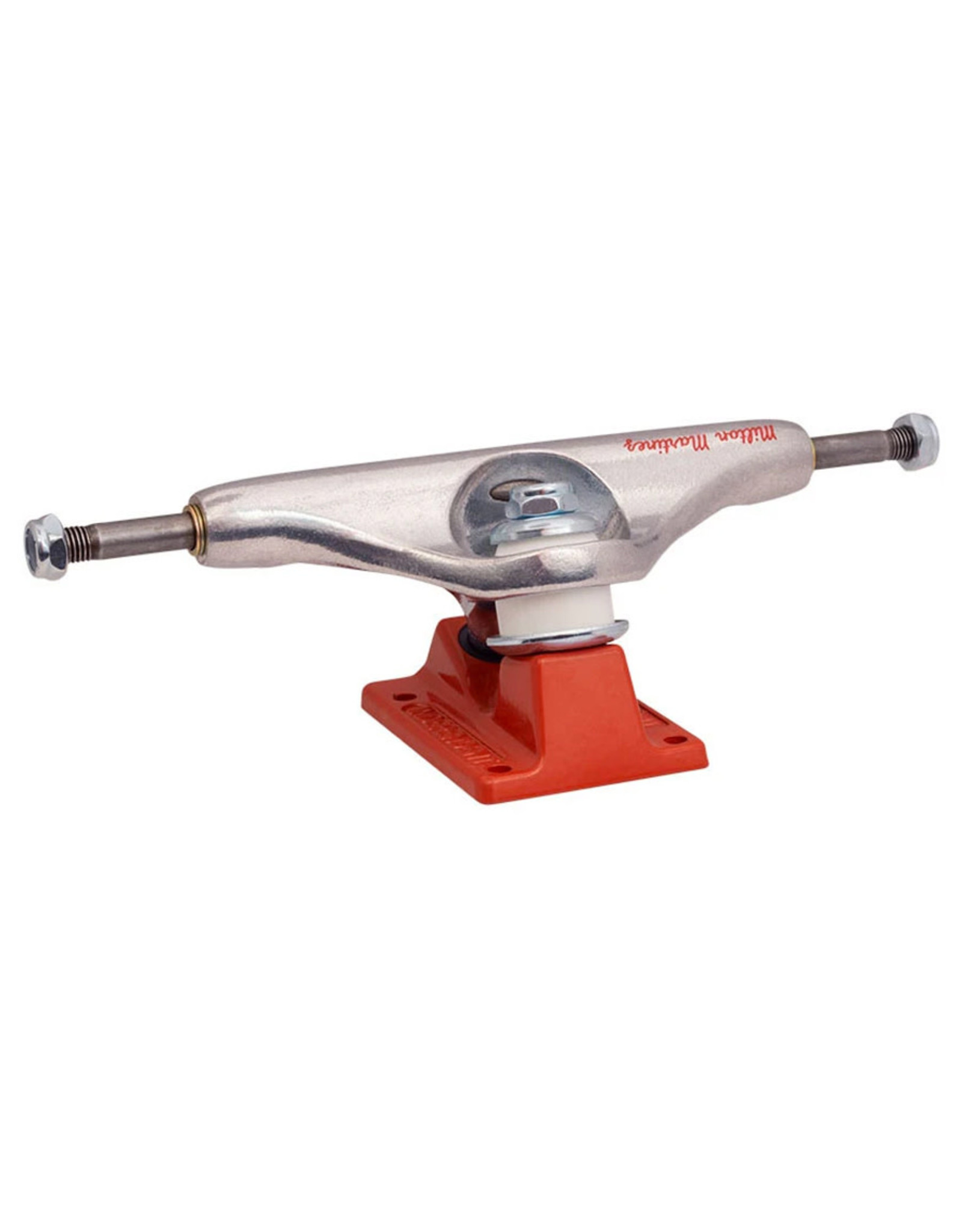 Independent Independent Trucks 144 Stage 11 Milton Martinez Standard Silver/Red (Sold in Pair)