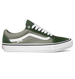 Vans Vans Shoe Pro Old Skool (Forest/White)
