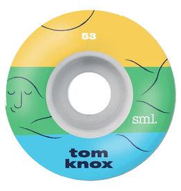 SML Wheels SML Wheels Toonies Series Tom Knox V Cut (53mm/99a)